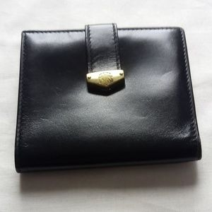 Original Vintage Mark Cross Wallet